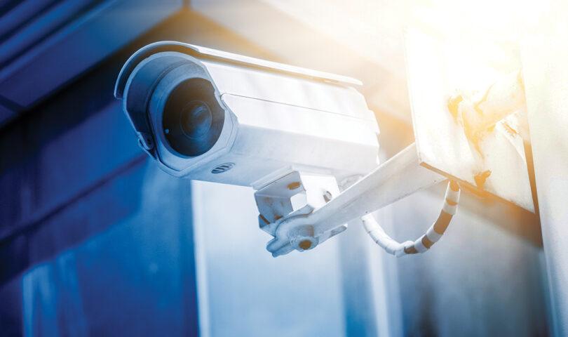 Pharmacy Security Camera