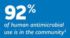 Antimicrobial Stat 92 percent