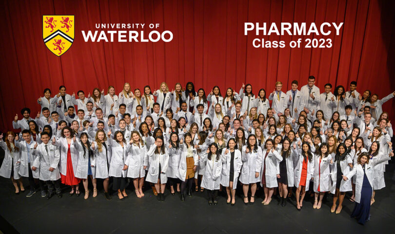 White Coats ceremony for Waterloo 2020