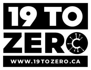 19 to ZERO logo