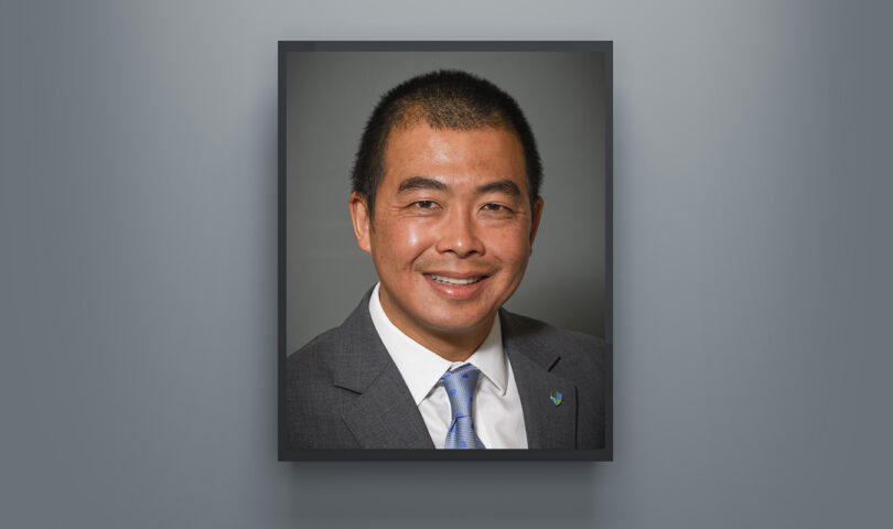Board Chair Billy Cheung