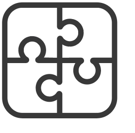 Icon of puzzle
