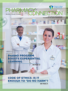 Pharmacy Connection - Fall 2015