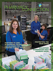 Pharmacy Connection - Spring 2012