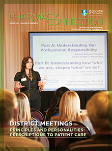 Pharmacy Connection - Spring 2014