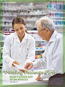 Pharmacy Connection - Spring 2015
