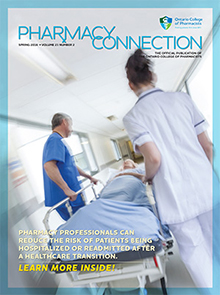 Pharmacy Connection - Spring 2016