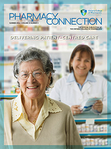 Pharmacy Connection - Summer 2014