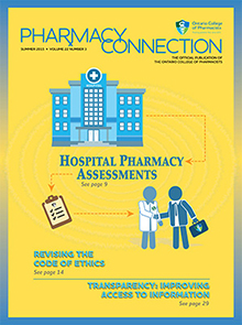 Pharmacy Connection - Summer 2015