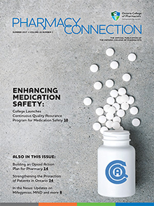 Pharmacy Connection - Summer 2017
