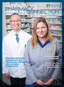 Pharmacy Connection - Winter 2012