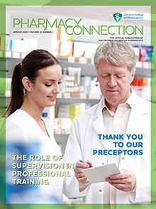 Pharmacy Connection - Winter 2014