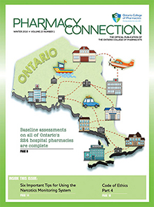 Pharmacy Connection - Winter 2016