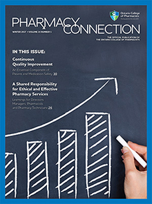 Pharmacy Connection - Winter 2017